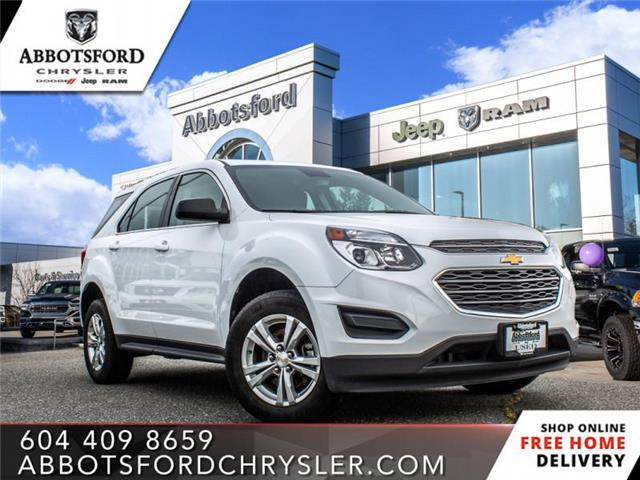 2016 Chevrolet Equinox LS (Stk: L544254A) in Abbotsford - Image 1 of 20