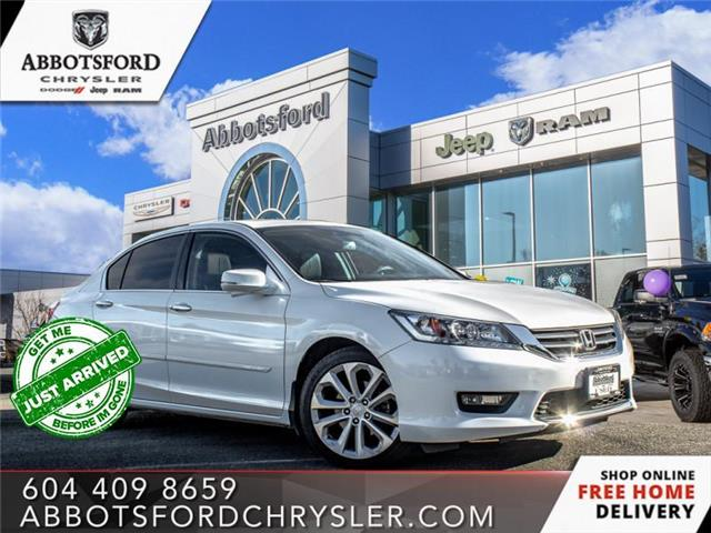 2015 Honda Accord Touring (Stk: L306867A) in Abbotsford - Image 1 of 21