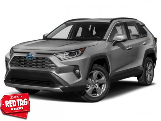 2020 Toyota RAV4 Hybrid Limited (Stk: 35511) in Newmarket - Image 1 of 1