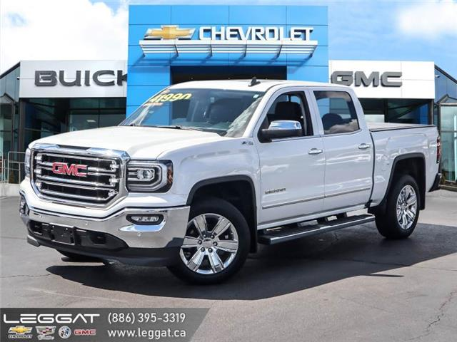 2017 GMC Sierra 1500 SLT (Stk: 209605B) in Burlington - Image 1 of 24