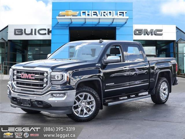 2017 GMC Sierra 1500 SLT (Stk: 6098J) in Burlington - Image 1 of 24