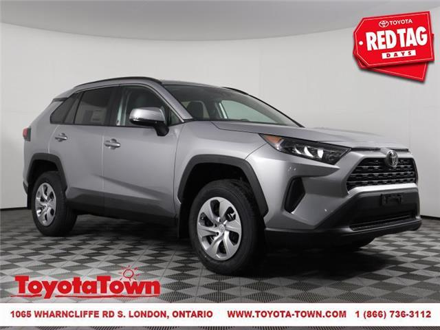 2020 Toyota RAV4 LE (Stk: E1651) in London - Image 1 of 28