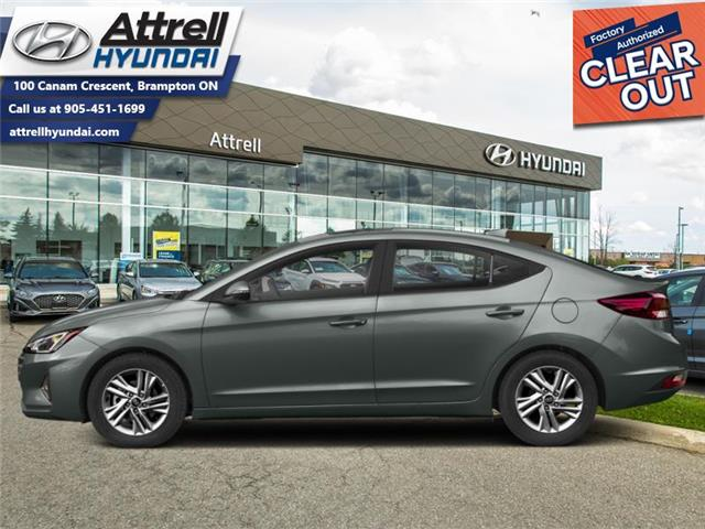 2020 Hyundai Elantra Luxury (Stk: 34507) in Brampton - Image 1 of 1