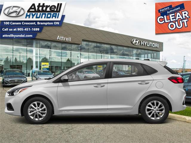 2020 Hyundai Accent Preferred IVT (Stk: 35485) in Brampton - Image 1 of 1