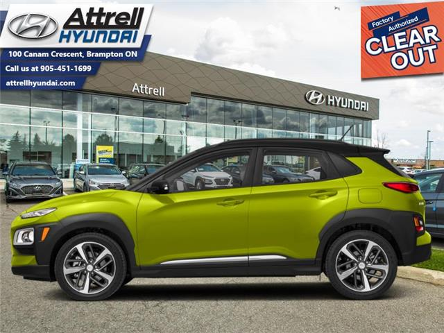 2020 Hyundai Kona 1.6T Trend AWD w/Two-Tone Roof (Stk: 35518) in Brampton - Image 1 of 1