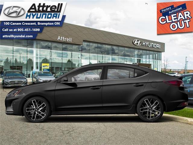 2020 Hyundai Elantra Sport DCT (Stk: 36019) in Brampton - Image 1 of 1