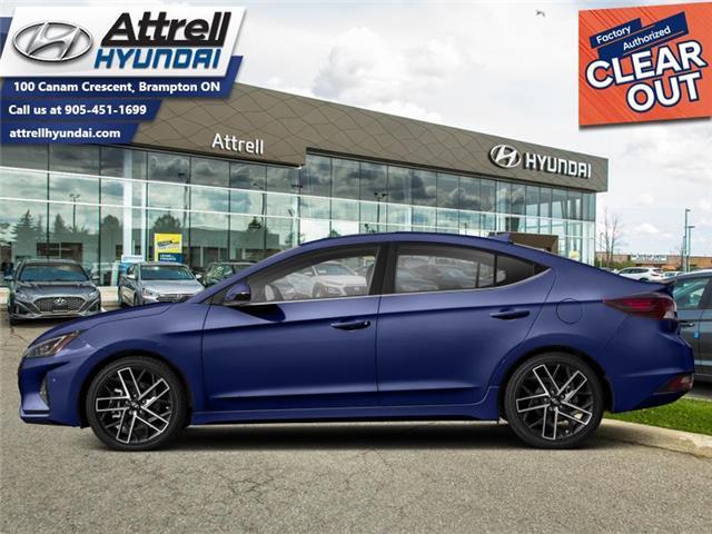 2020 Hyundai Elantra Sport DCT (Stk: 36044) in Brampton - Image 1 of 1