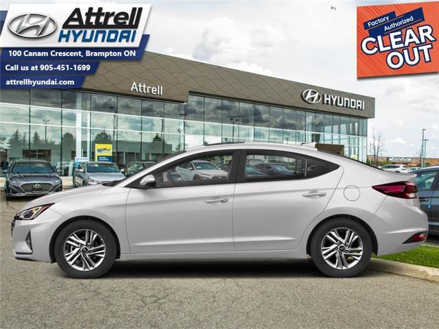 2020 Hyundai Elantra Preferred w/Sun & Safety Package IVT (Stk: 36092) in Brampton - Image 1 of 1