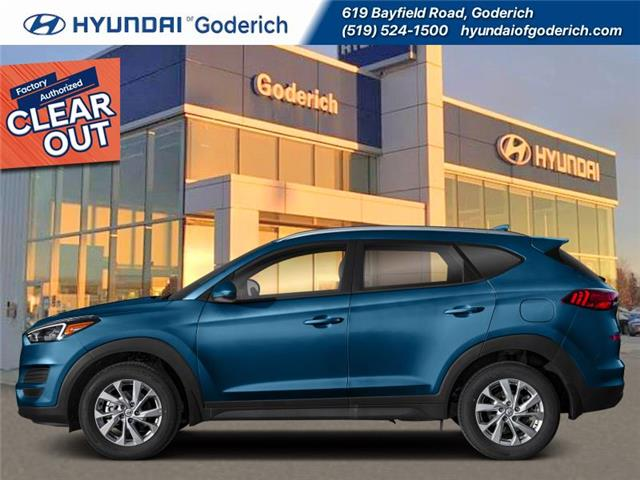 2020 Hyundai Tucson Preferred w/Sun and Leather (Stk: 20084) in Goderich - Image 1 of 1