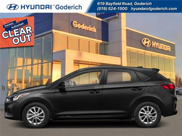 2020 Hyundai Accent Essential w/Comfort Package IVT (Stk: 20094) in Goderich - Image 1 of 1