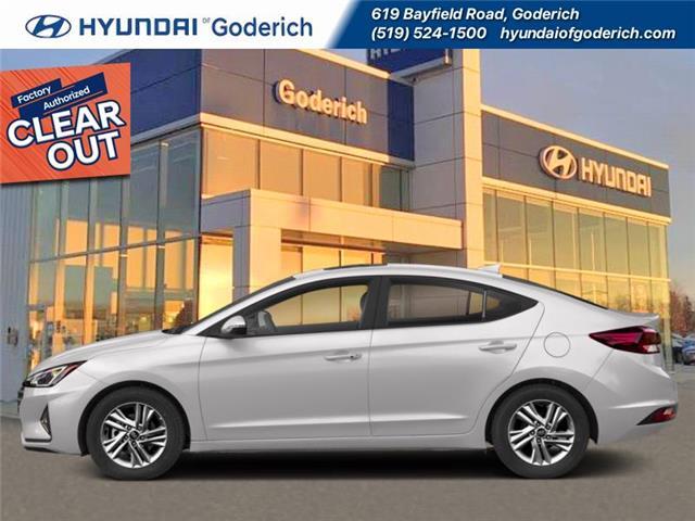 2020 Hyundai Elantra Preferred w/Sun & Safety Package IVT (Stk: Z2036) in Goderich - Image 1 of 1