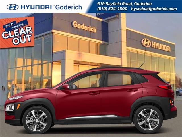 2020 Hyundai Kona 1.6T Trend AWD (Stk: 20190) in Goderich - Image 1 of 1
