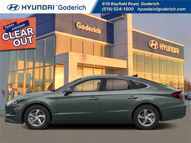 2020 Hyundai Sonata Luxury (Stk: 20222) in Goderich - Image 1 of 1