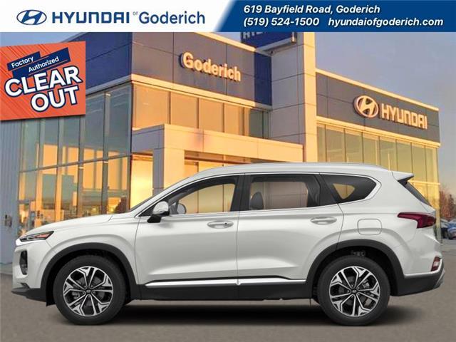 2020 Hyundai Santa Fe 2.0T Luxury AWD (Stk: 20233) in Goderich - Image 1 of 1