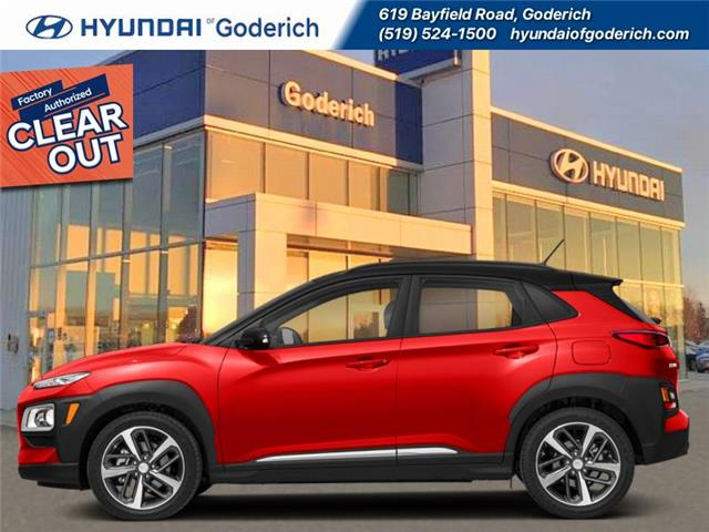 2020 Hyundai Kona 1.6T Trend AWD w/Two-Tone Roof (Stk: 20239) in Goderich - Image 1 of 1