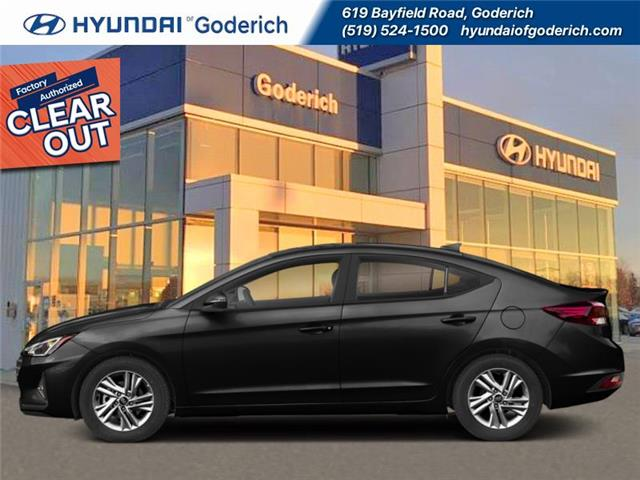 2020 Hyundai Elantra Preferred IVT (Stk: 20285) in Goderich - Image 1 of 1