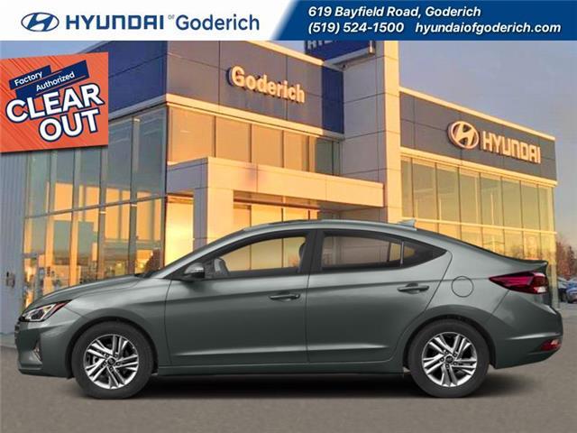 2020 Hyundai Elantra Preferred IVT (Stk: 20286) in Goderich - Image 1 of 1