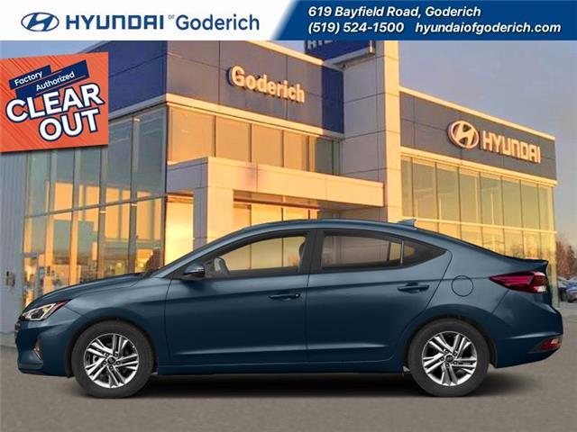 2020 Hyundai Elantra Preferred IVT (Stk: 20302) in Goderich - Image 1 of 1