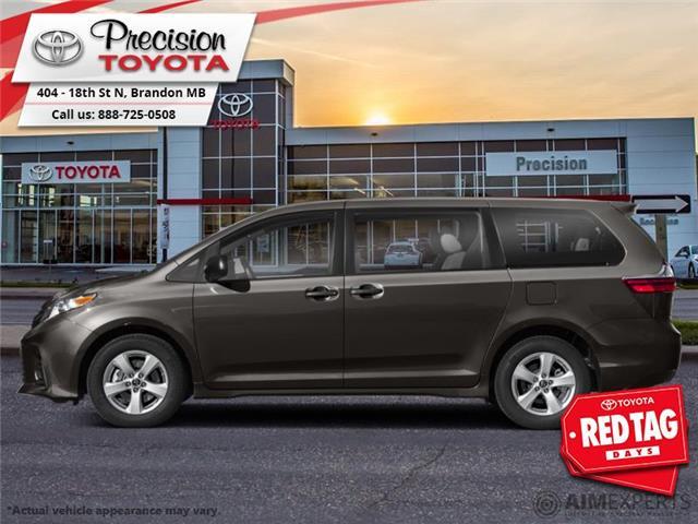 2020 Toyota Sienna 7-Passenger (Stk: 20324) in Brandon - Image 1 of 1