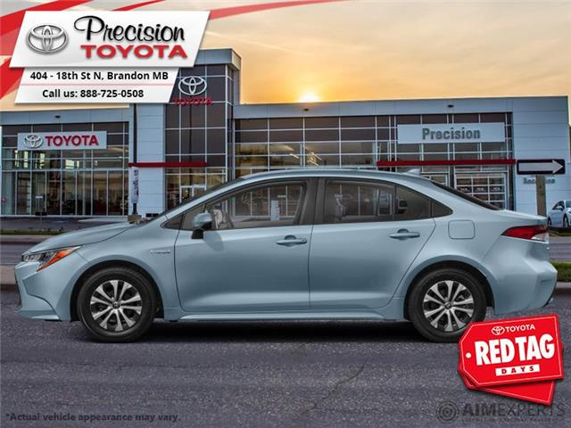 2021 Toyota Corolla Hybrid CVT w/Li Battery Premium (Stk: 21001) in Brandon - Image 1 of 1