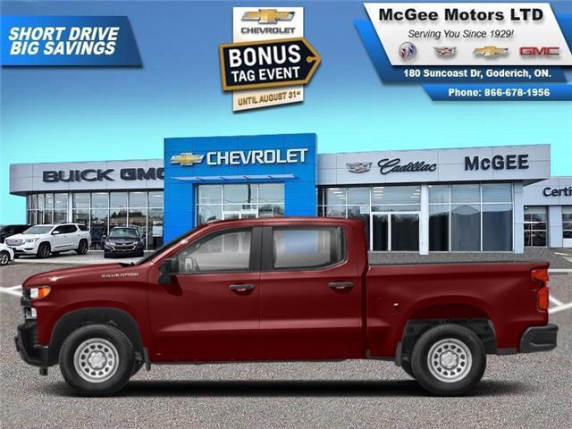 2020 Chevrolet Silverado 1500 LT (Stk: 298346) in Goderich - Image 1 of 1