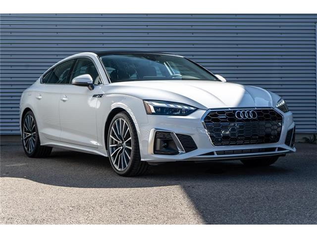 2020 Audi A5 2.0T Progressiv (Stk: N5635) in Calgary - Image 1 of 18
