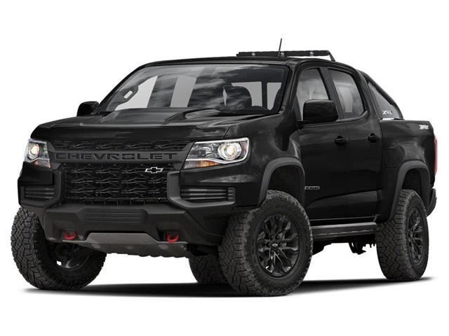 2021 Chevrolet Colorado Z71 (Stk: TM1110474) in Terrace - Image 1 of 1