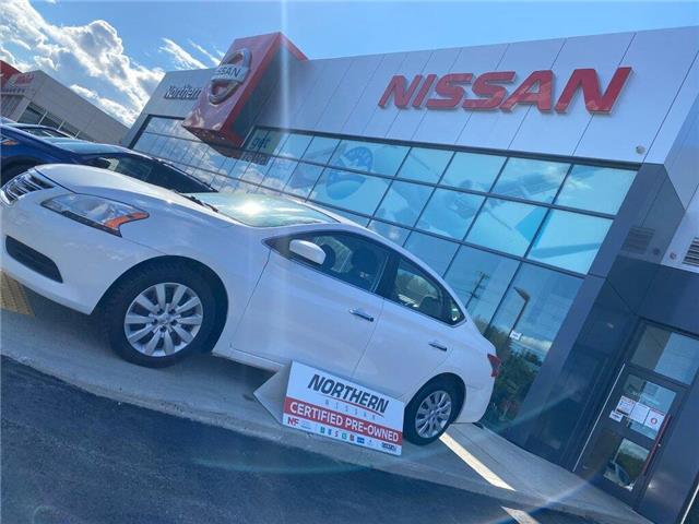 2015 Nissan Sentra SV (Stk: 11442A) in Sudbury - Image 1 of 10