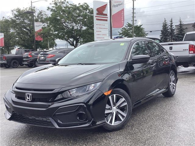 2020 Honda Civic LX (Stk: 20933) in Barrie - Image 1 of 22
