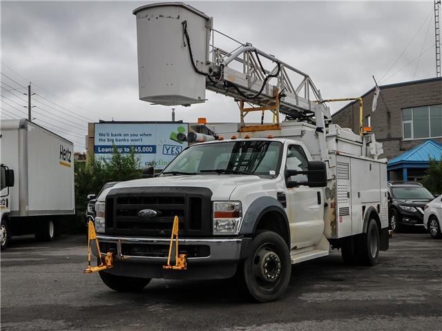 2008 Ford F-550 Chassis  (Stk: 48626) in Ottawa - Image 1 of 12