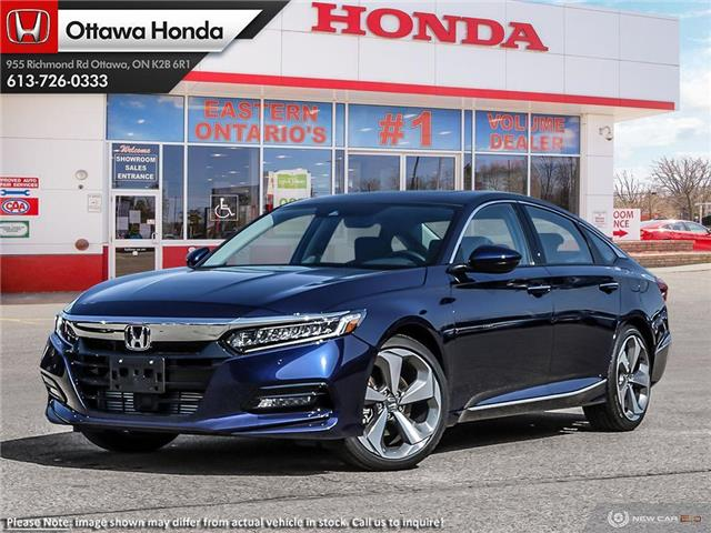 2020 Honda Accord Touring 1.5T (Stk: 338160) in Ottawa - Image 1 of 23