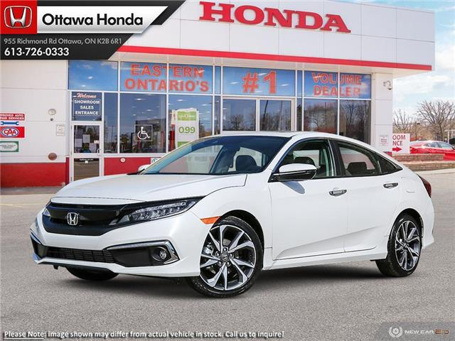 2020 Honda Civic Touring (Stk: 337900) in Ottawa - Image 1 of 23