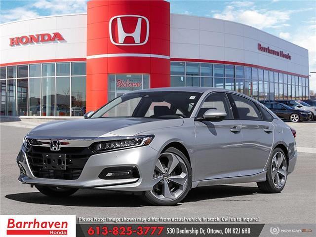 2020 Honda Accord Touring 1.5T (Stk: 3079) in Ottawa - Image 1 of 23