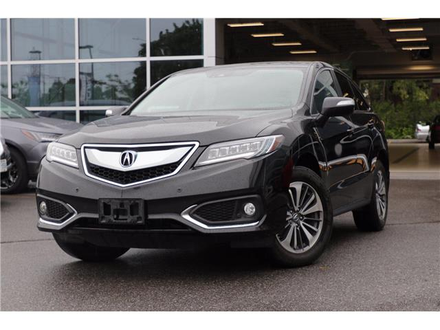 2017 Acura RDX Elite (Stk: P19176) in Ottawa - Image 1 of 27