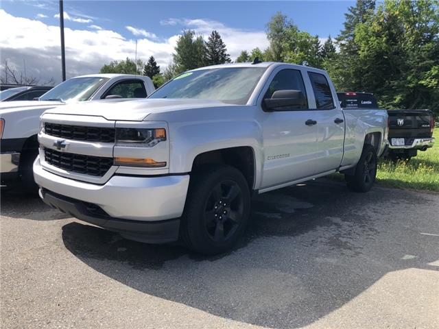 2018 Chevrolet Silverado 1500 Silverado Custom (Stk: MM994) in Miramichi - Image 1 of 4