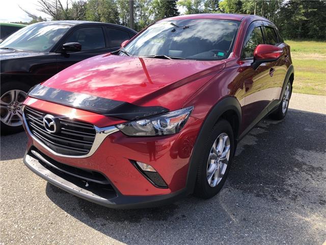 2019 Mazda CX-3 GS (Stk: MM1000) in Miramichi - Image 1 of 5
