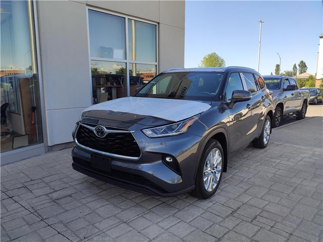 2020 Toyota Highlander Limited (Stk: 20622) in Bowmanville - Image 1 of 6
