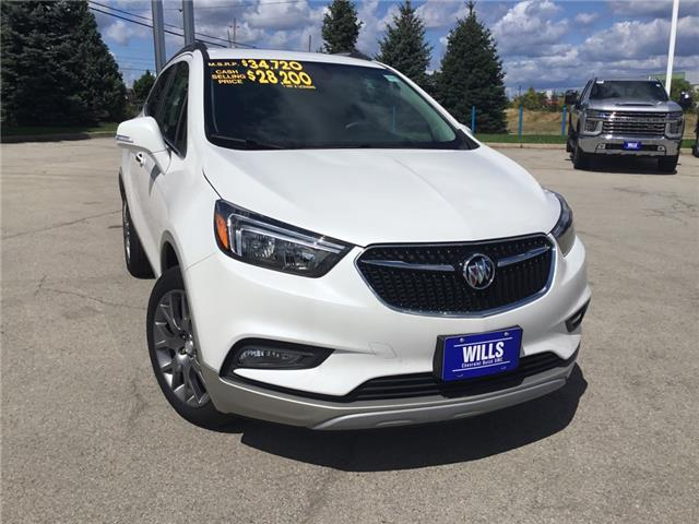 2019 Buick Encore Sport Touring (Stk: K377) in Grimsby - Image 1 of 13