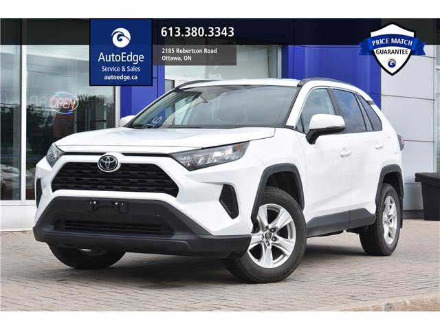 2019 Toyota RAV4 LE (Stk: A0251) in Ottawa - Image 1 of 26