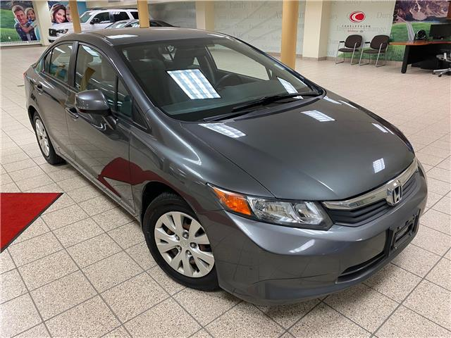 2012 Honda Civic LX (Stk: 5835A) in Calgary - Image 1 of 18