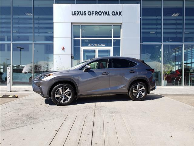2020 Lexus NX 300h Base (Stk: L20402) in Calgary - Image 1 of 10