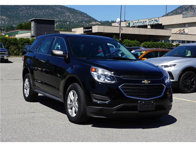 2016 Chevrolet Equinox LS (Stk: N30520A) in Penticton - Image 1 of 15