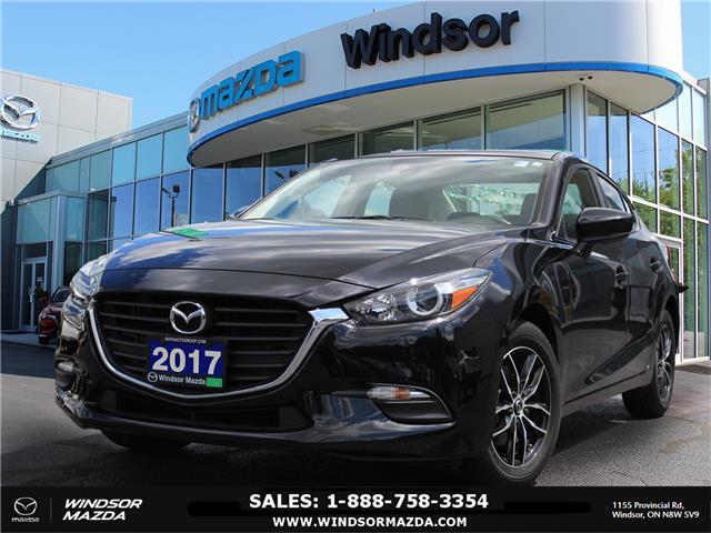 2017 Mazda Mazda3 GS (Stk: PR4328) in Windsor - Image 1 of 23