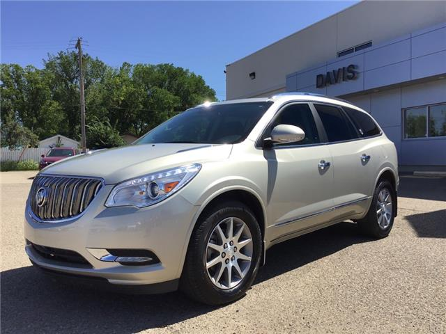 2016 Buick Enclave Leather (Stk: 219534) in Brooks - Image 1 of 22