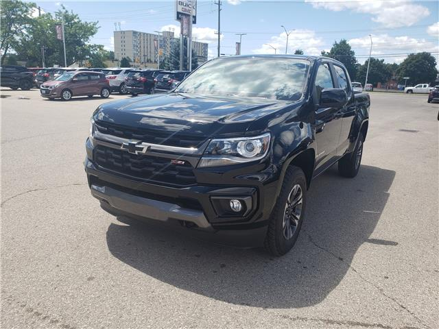 2021 Chevrolet Colorado Z71 (Stk: 135162) in London - Image 1 of 3