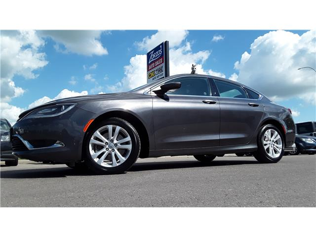 2015 Chrysler 200 Limited (Stk: p716) in Brandon - Image 1 of 27