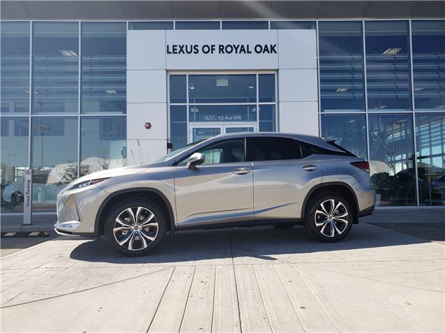 2020 Lexus RX 350 Base (Stk: L20484) in Calgary - Image 1 of 10