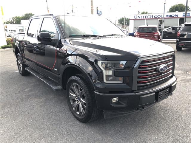 2017 Ford F-150 Lariat (Stk: J1386B) in Cornwall - Image 1 of 28