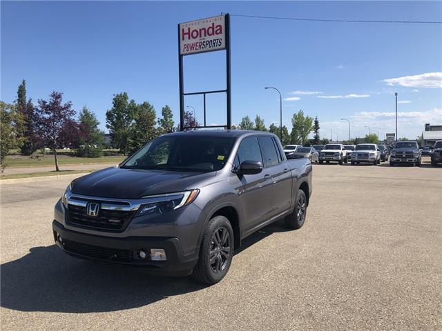 2020 Honda Ridgeline Sport (Stk: 20-087) in Grande Prairie - Image 1 of 24