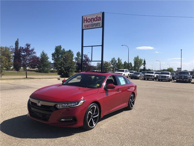 2020 Honda Accord Sport 1.5T (Stk: 20-093) in Grande Prairie - Image 1 of 22